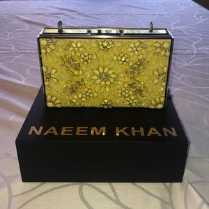 NWT Naeem Khan evening bag